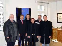 Lavanttaler Künstlertreff mit LH Dr. Jörg Haider