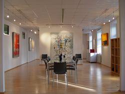 Galerie großer Raum